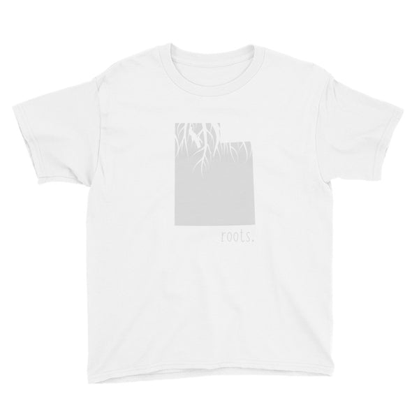 Utah Roots Kids Tee - OnlyInYourState Apparel