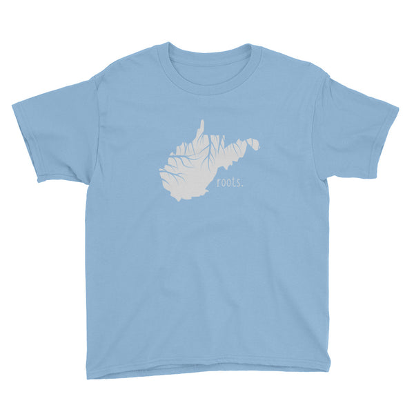 West Virginia Roots Kids Tee