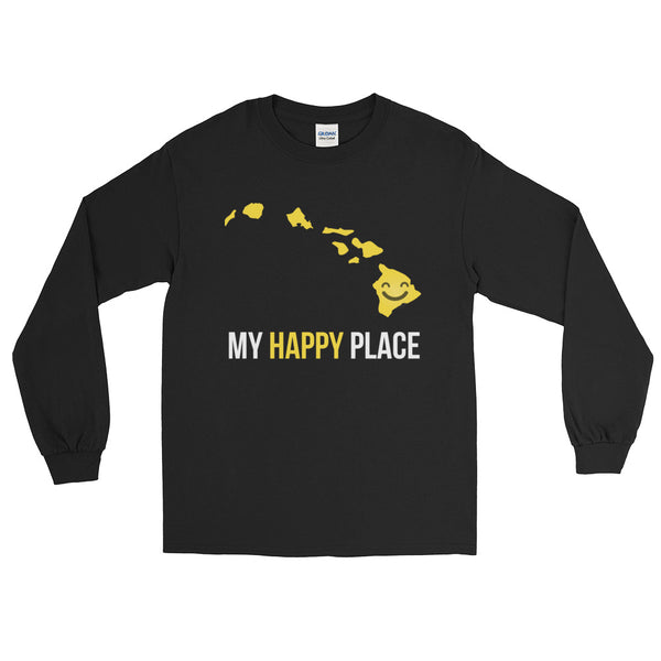 HI Is My Happy Place Long Sleeve
