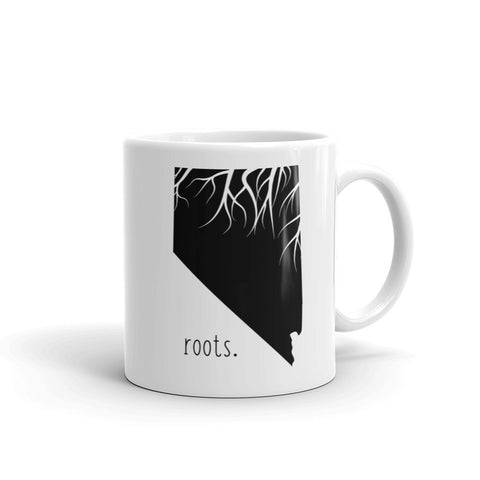 Nevada Roots Mug - OnlyInYourState Apparel
