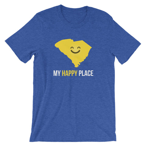 SC Is My Happy Place - OnlyInYourState Apparel