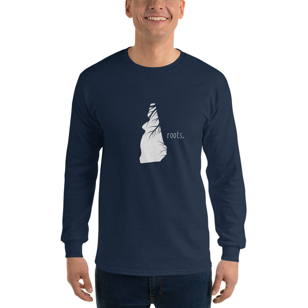 New Hampshire Roots Long Sleeve T-Shirt - OnlyInYourState Apparel