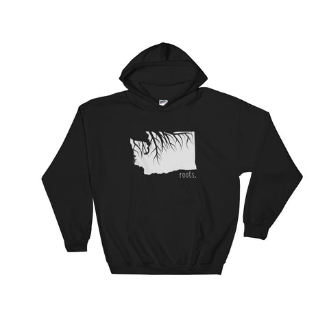 Washington Roots Hoodie - OnlyInYourState Apparel