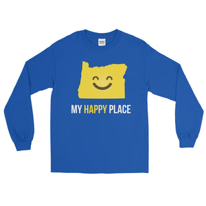 OR Is My Happy Place Long Sleeve - OnlyInYourState Apparel