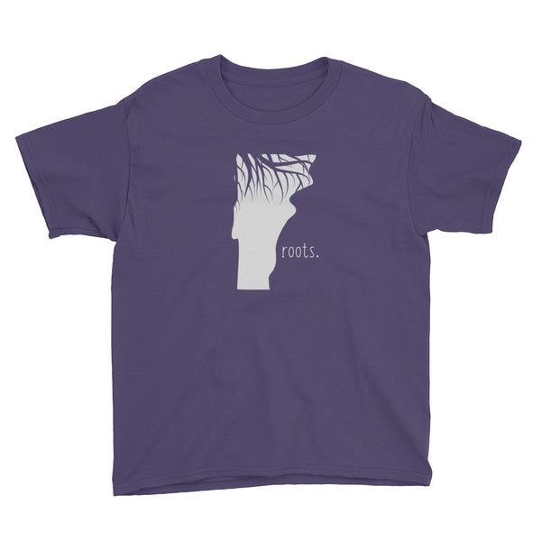 Vermont Roots Kids Tee - OnlyInYourState Apparel