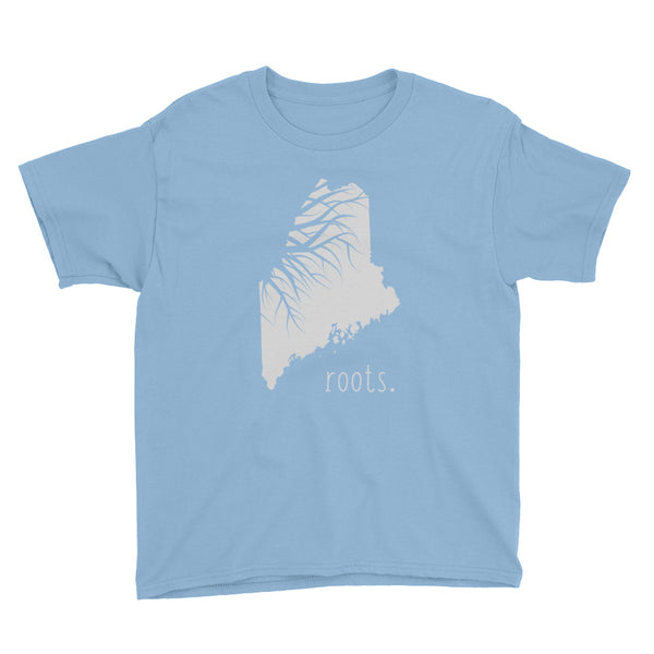 Maine Roots Kids Tee - OnlyInYourState Apparel