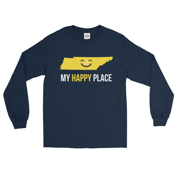 TN Is My Happy Place Long Sleeve