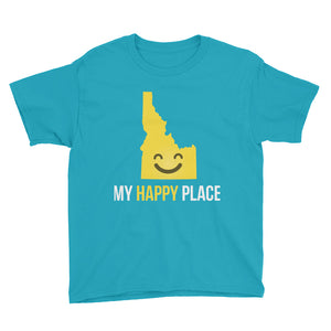 ID Is My Happy Place Kids Tee
