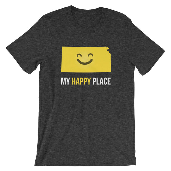 KS Is My Happy Place - OnlyInYourState Apparel