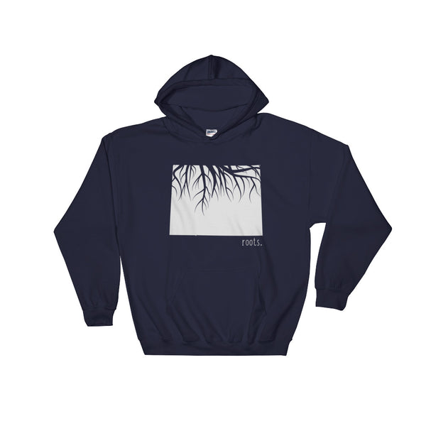 Wyoming Roots Hoodie - OnlyInYourState Apparel