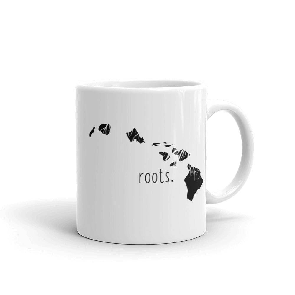 Hawaii Roots Mug - OnlyInYourState Apparel