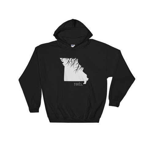 Missouri Roots Hoodie - OnlyInYourState Apparel