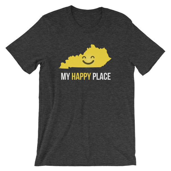 KY Is My Happy Place - OnlyInYourState Apparel