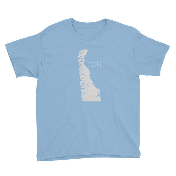 Delaware Roots Kids Tee - OnlyInYourState Apparel