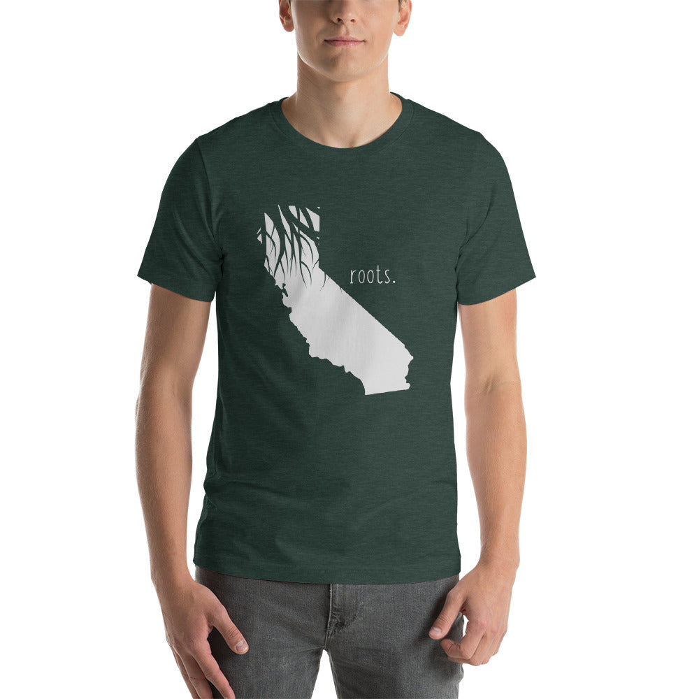California Roots - OnlyInYourState Apparel