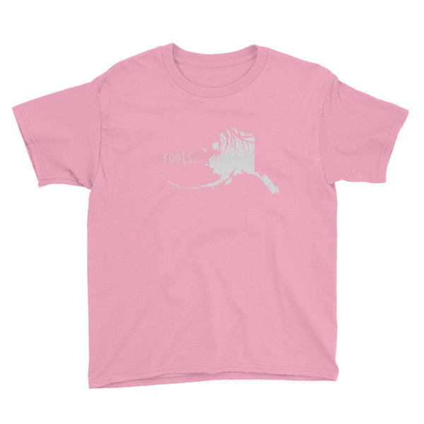 Alaska Roots Kids Tee - OnlyInYourState Apparel