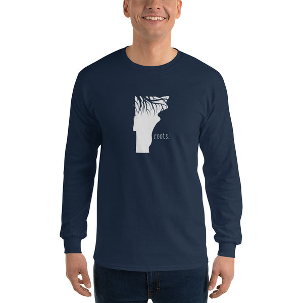Vermont Roots Long Sleeve T-Shirt