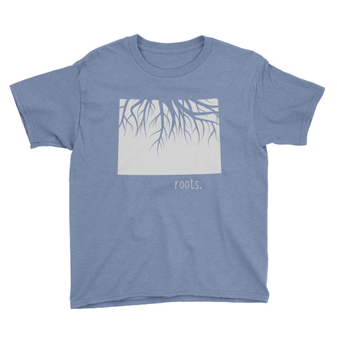 Colorado Roots Kids Tee - OnlyInYourState Apparel