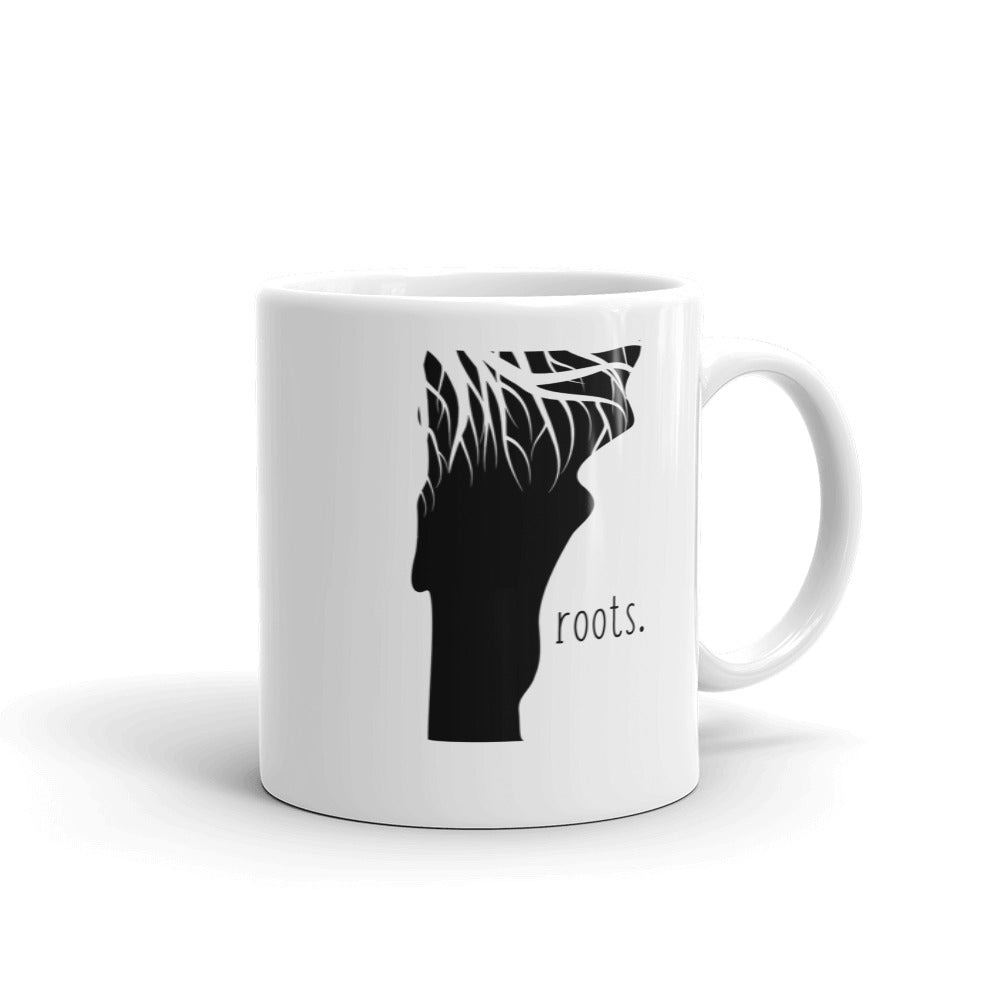 Vermont Roots Mug - OnlyInYourState Apparel