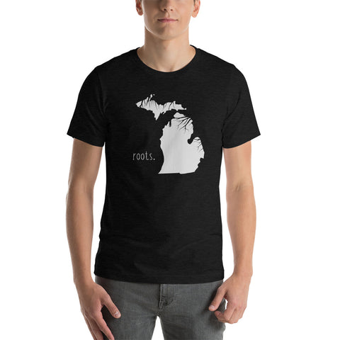Michigan Roots - OnlyInYourState Apparel