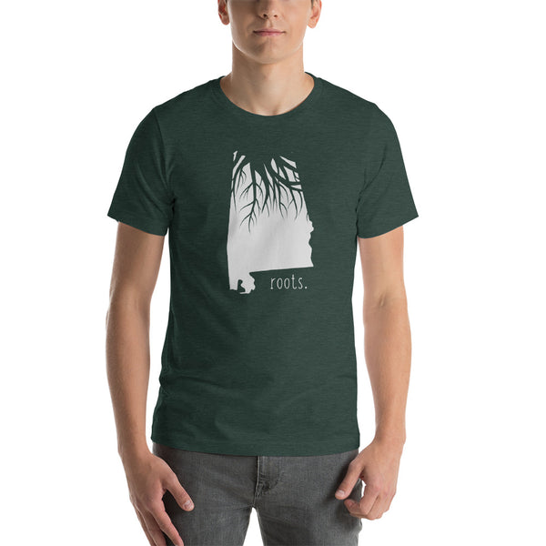 Alabama Roots T-Shirt - OnlyInYourState Apparel