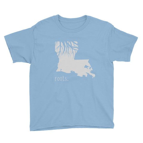 Louisiana Roots Kids Tee - OnlyInYourState Apparel