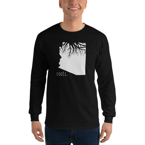 Arizona Roots Long Sleeve T-Shirt - OnlyInYourState Apparel