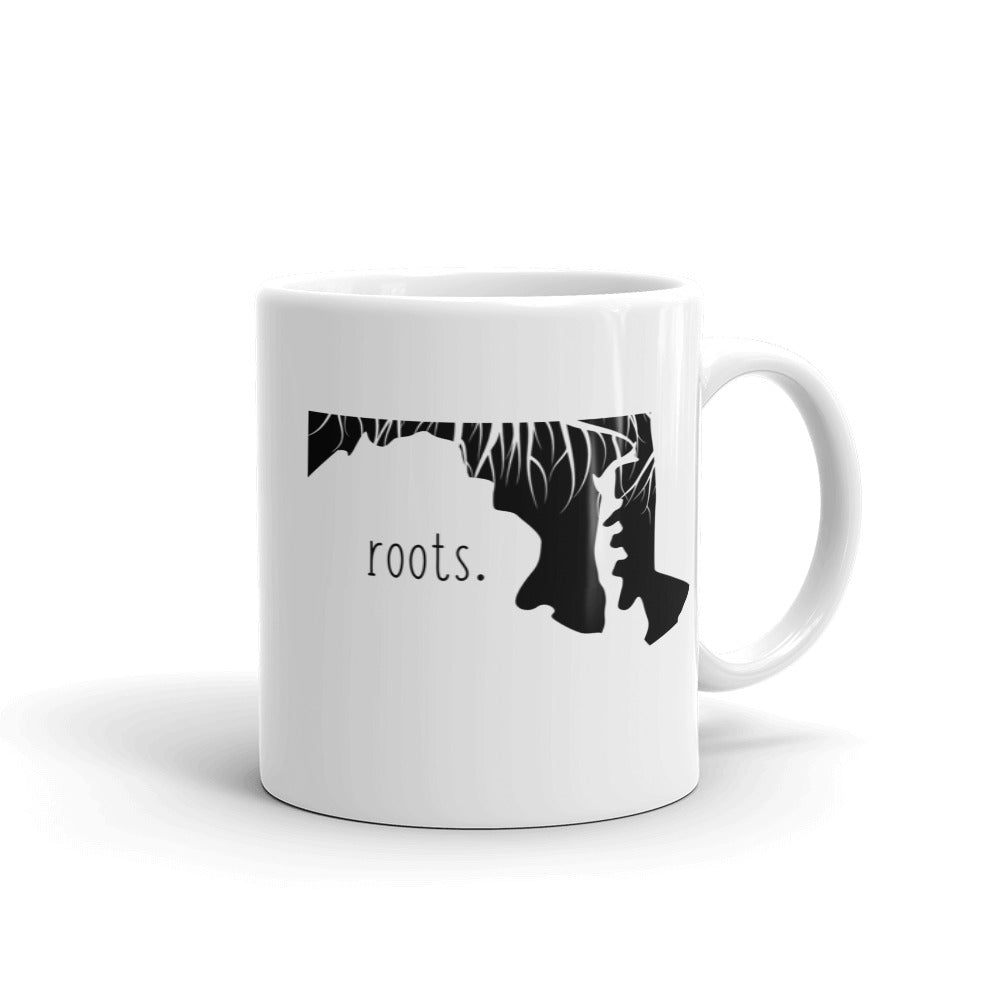 Maryland Roots Mug - OnlyInYourState Apparel
