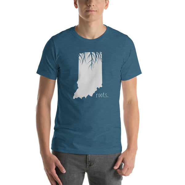 Indiana Roots - OnlyInYourState Apparel