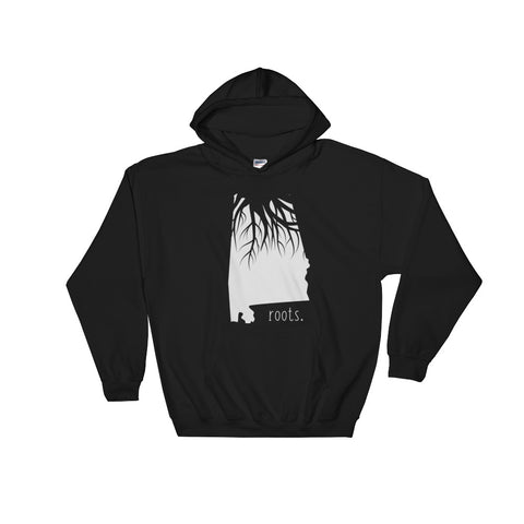 Alabama Roots Hoodie - OnlyInYourState Apparel