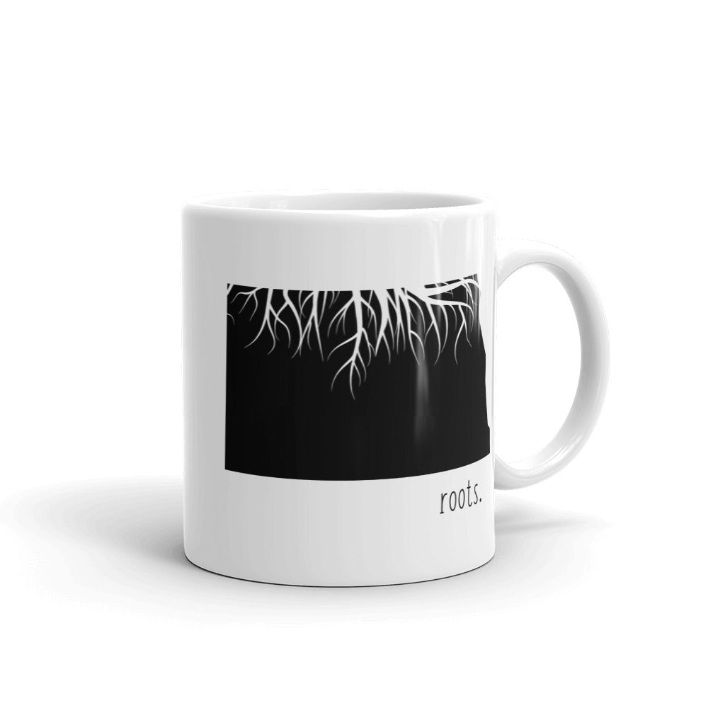 North Dakota Roots Mug - OnlyInYourState Apparel