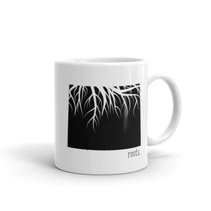 Wyoming Roots Mug - OnlyInYourState Apparel