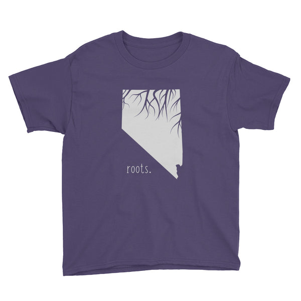 Nevada Roots Kids Tee - OnlyInYourState Apparel