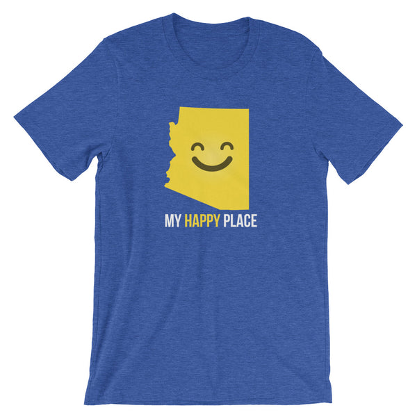 AZ Is My Happy Place - OnlyInYourState Apparel