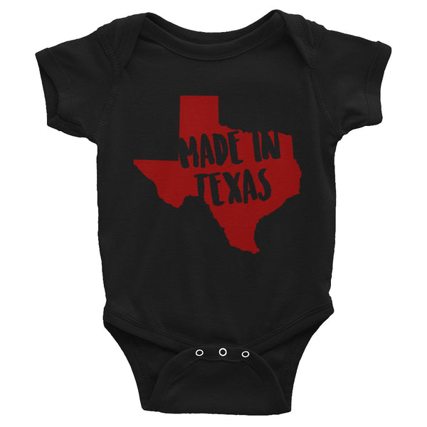 Made In Texas Onesie