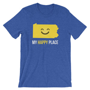 PA Is My Happy Place - OnlyInYourState Apparel