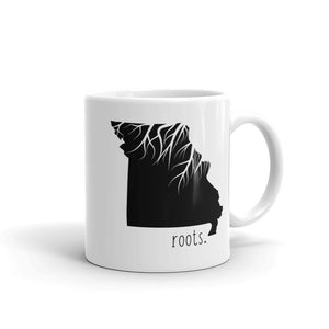 Missouri Roots Mug - OnlyInYourState Apparel