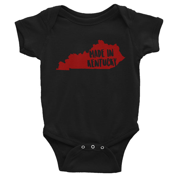 Made In Kentucky Onesie - OnlyInYourState Apparel