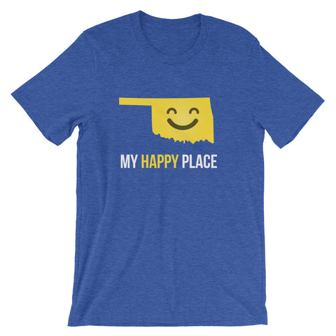 OK Is My Happy Place - OnlyInYourState Apparel