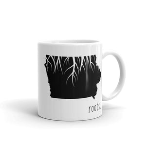 Iowa Roots Mug - OnlyInYourState Apparel