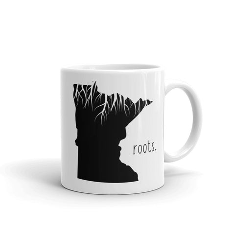 Minnesota Roots Mug - OnlyInYourState Apparel