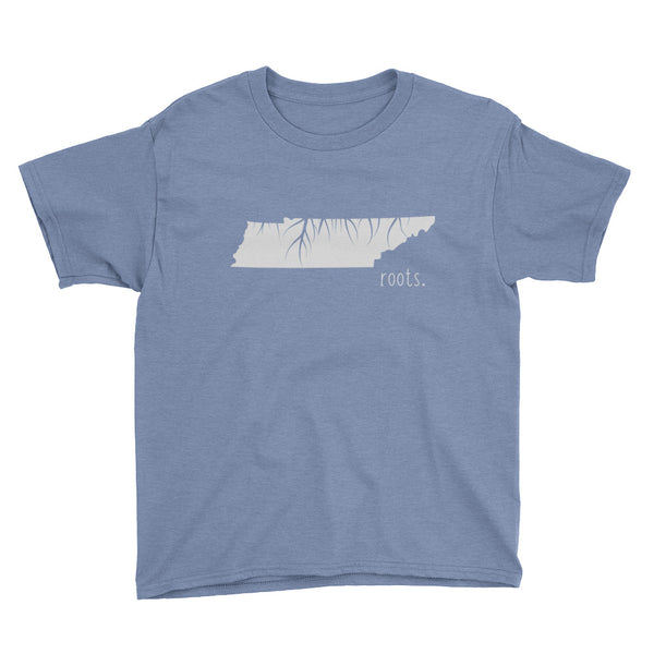 Tennessee Roots Kids Tee - OnlyInYourState Apparel