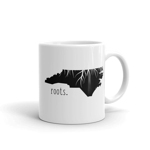 North Carolina Roots Mug - OnlyInYourState Apparel