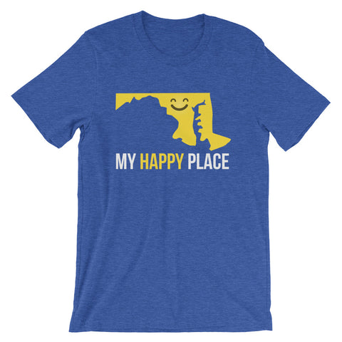 MD My Happy Place - OnlyInYourState Apparel