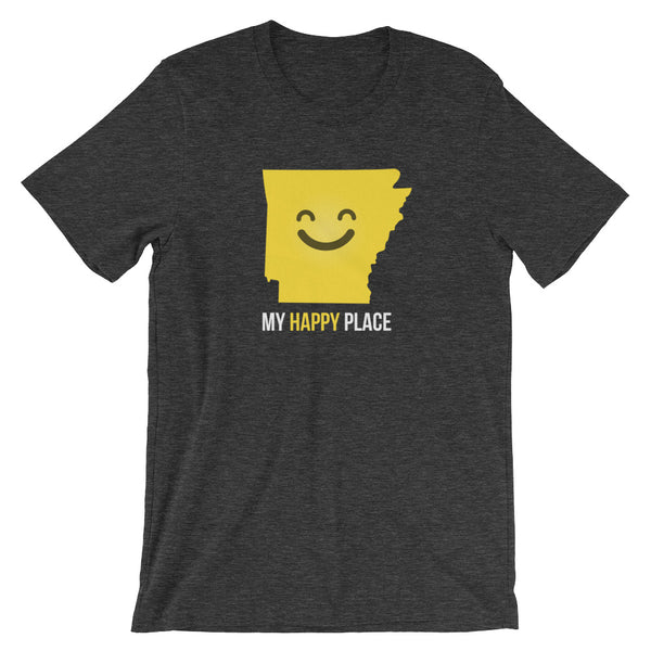 AR Is My Happy Place - OnlyInYourState Apparel