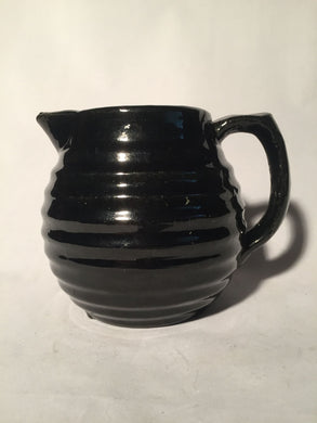 1 PT BLACK PITCHER