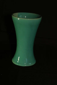 "10"" JADE GREEN CARNATION VASE"