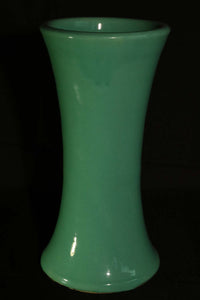 "14"" JADE GREEN CARNATION JAR"