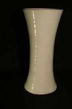 "SOLD 17 1/2"" WHITE CARNATION JAR"
