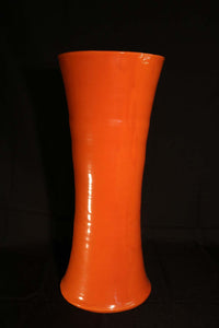 "22"" ORANGE CARNATION JAR"